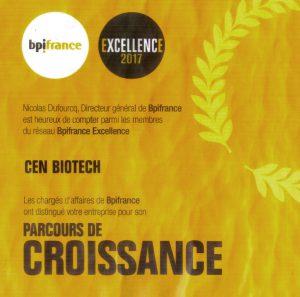 Récompense BPI France